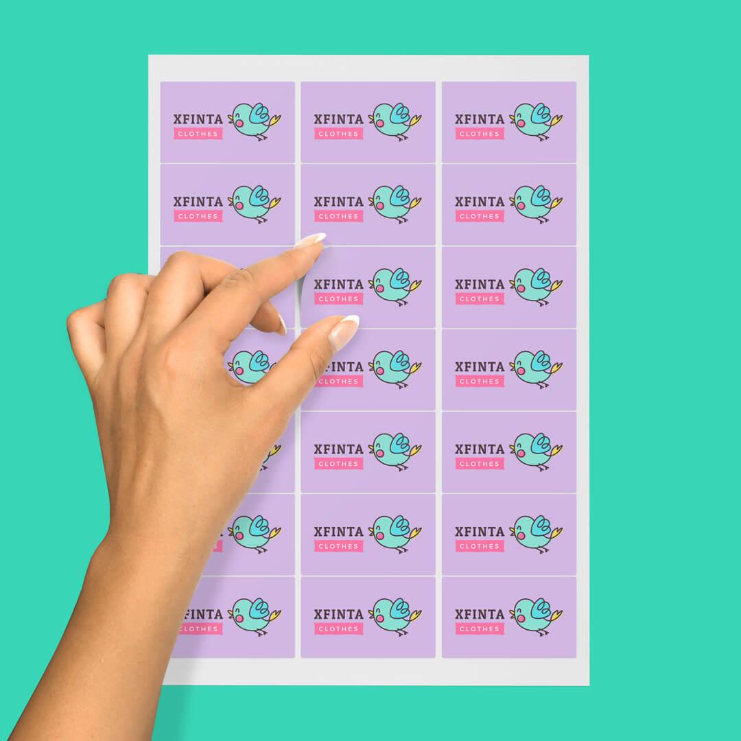 adesivi personalizzati economici
