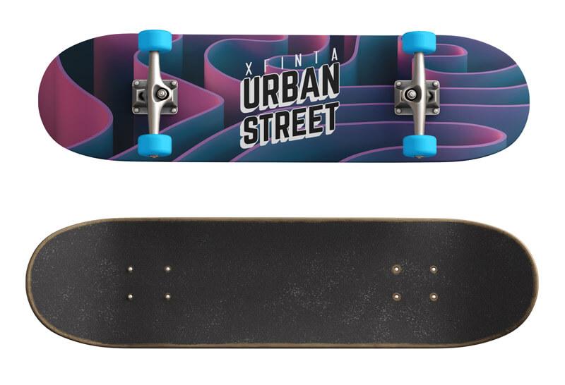 adesivi personalizzati skate, skateboard