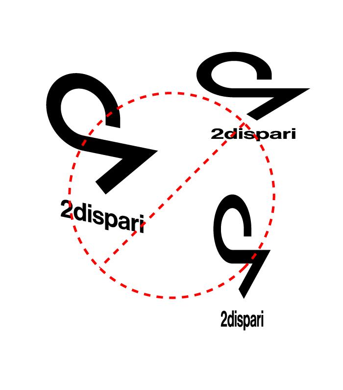 identità 2dispari - vietato