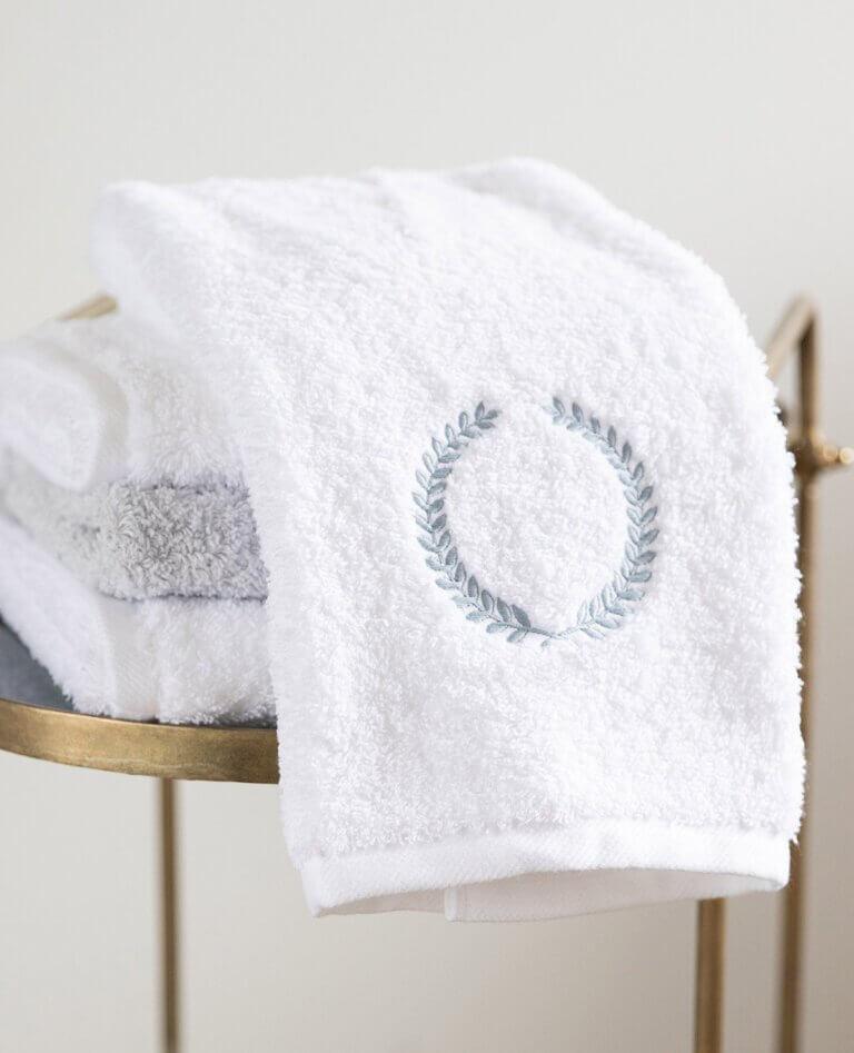 asciugamani personalizzati