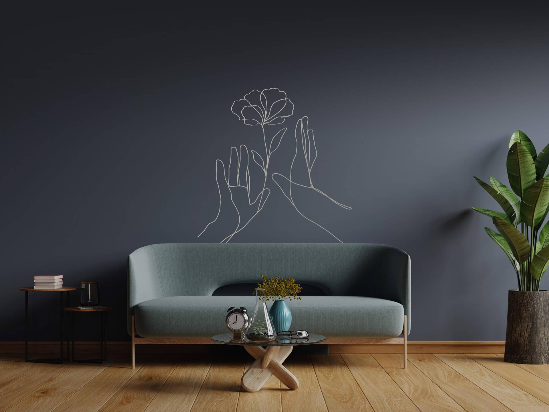 adesivi personalizzati murali per parete casa