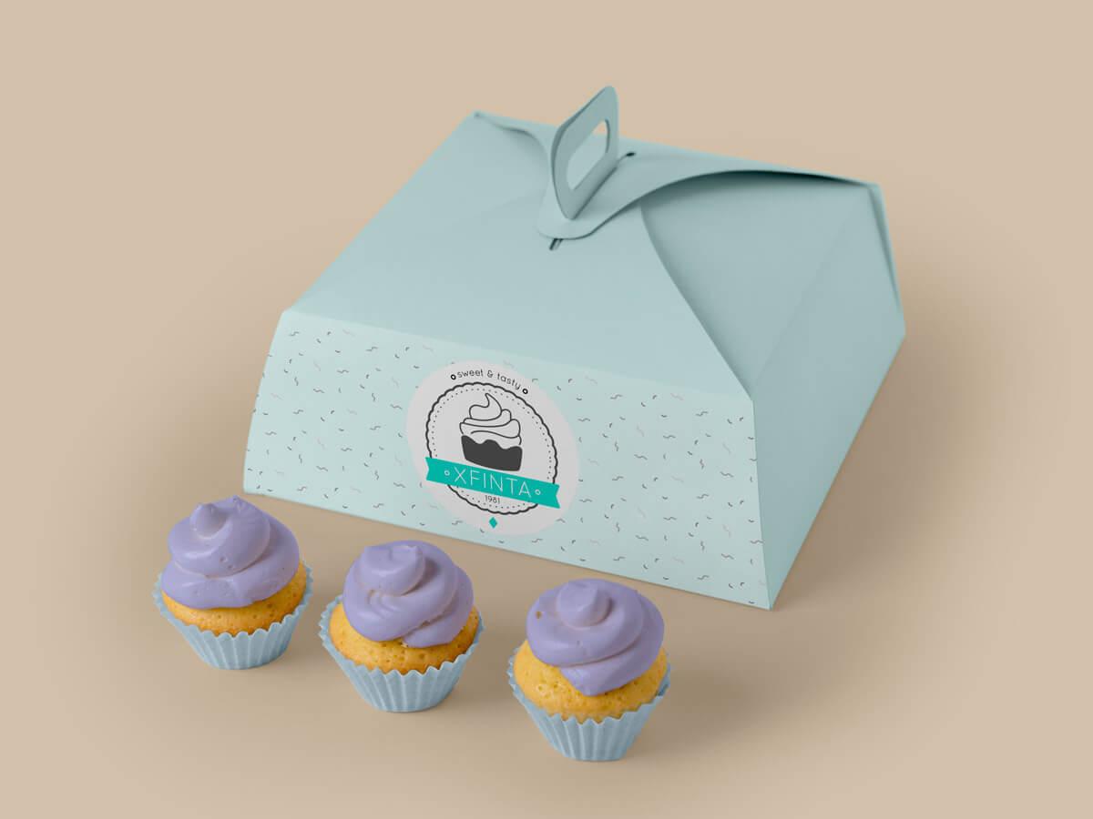 adesivi personalizzati scatole pasticceria
