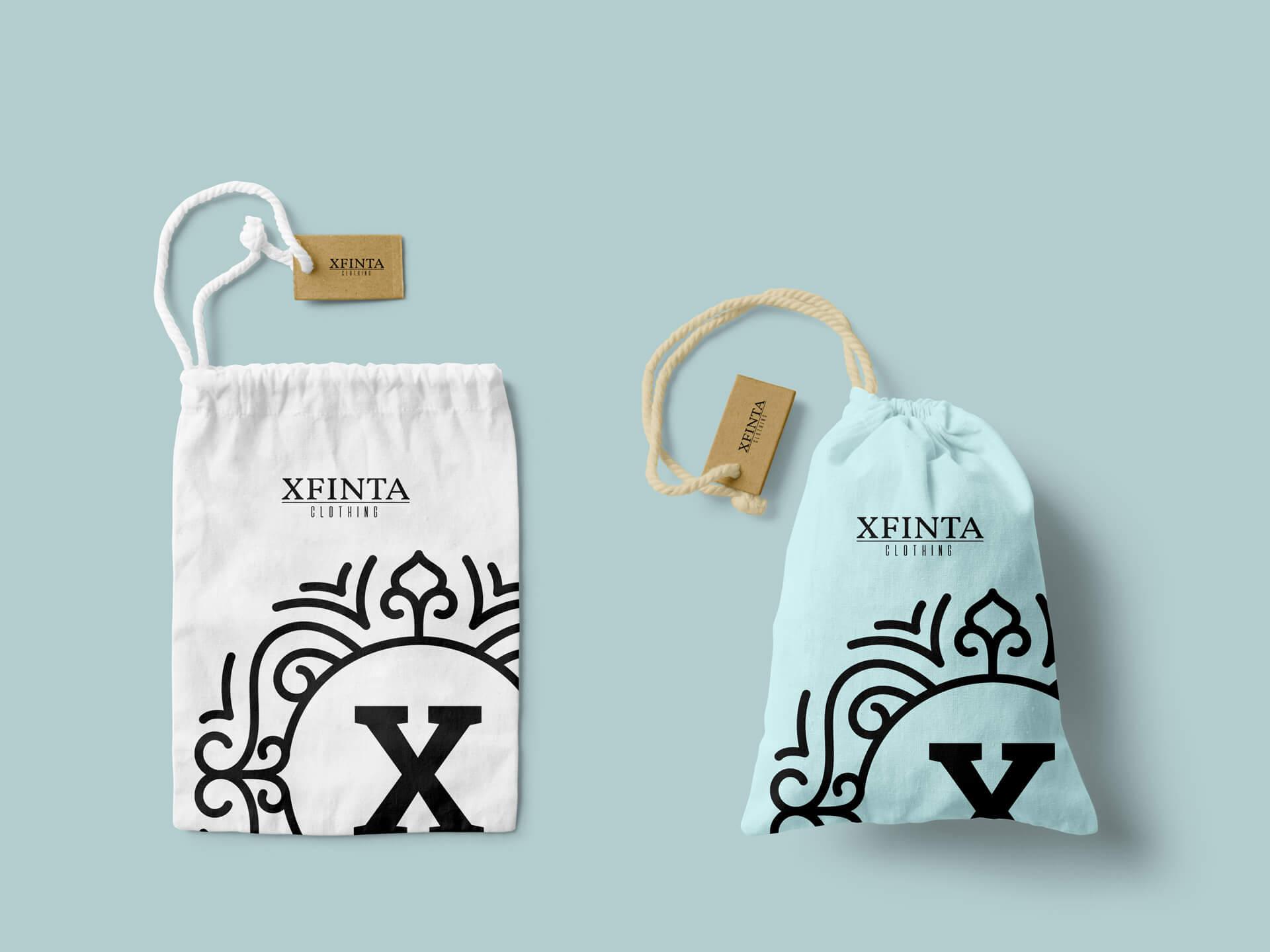 sacchette in tela personalizzate