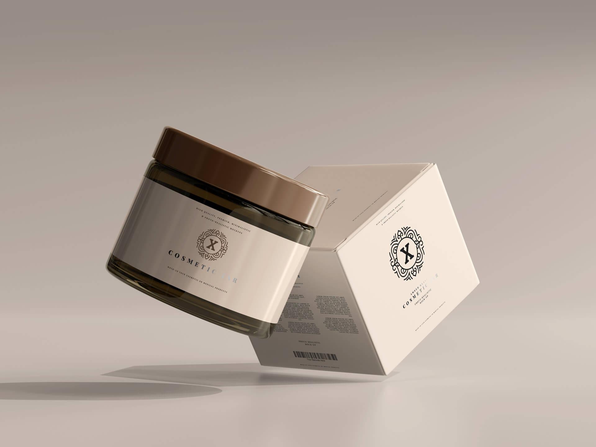 scatole e etichette adesive per cosmetica